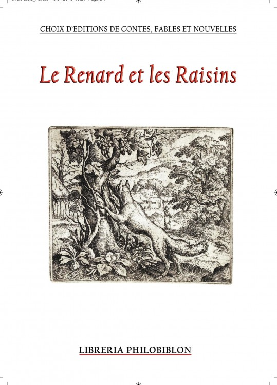 Le Renard et les Raisins - 2010