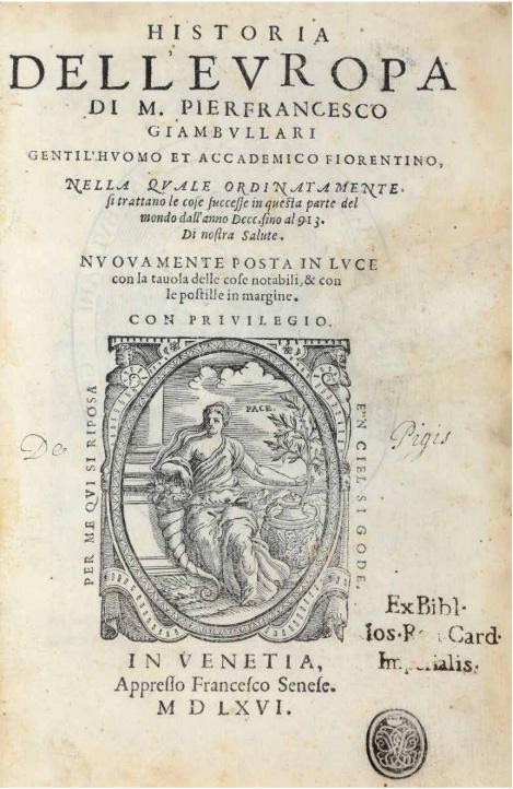 Historiae Romanae decades [Italian]