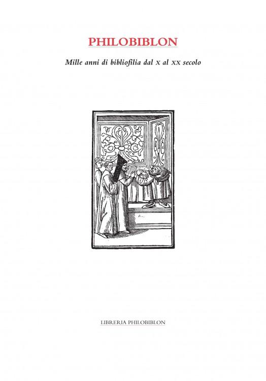 Mille Anni di Bibliofilia - 2008