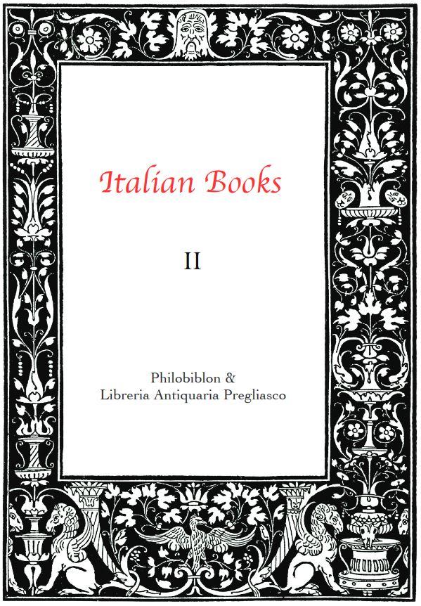 Italian Books II