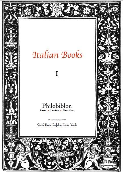 Italian Books I